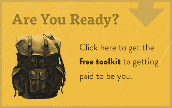 Click here to get the free Paid to Exist Resource Kit