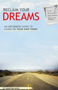 Reclaim Your Dreams eBook Cover