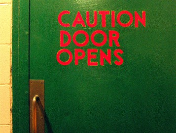 Way out of hand (and a back door?)