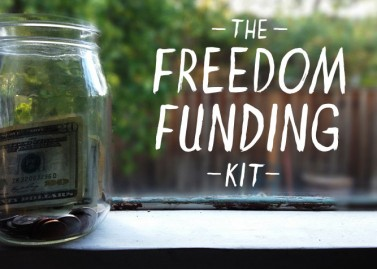Free Guide: The Freedom Funding Kit