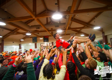 How Camp Nerd Fitness Leveled Me Up Forever