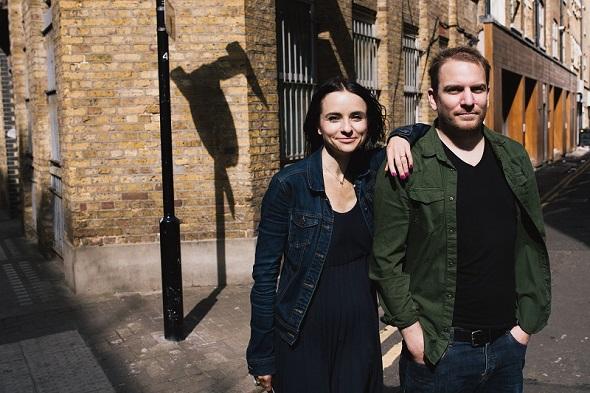 Dominika and Cedric