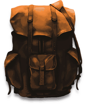Escape Backpack!